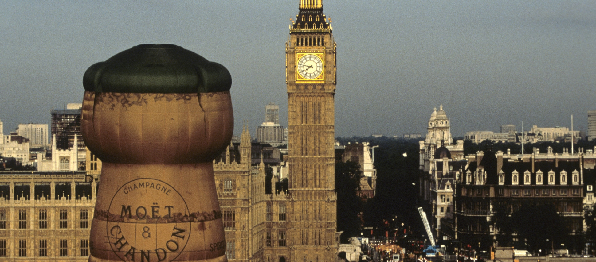 Hot-air Balloon_BigBen