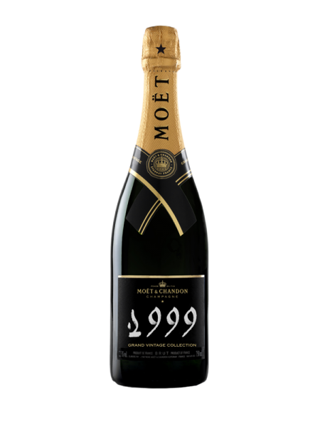 MOËT GRAND VINTAGE COLLECTION 1999