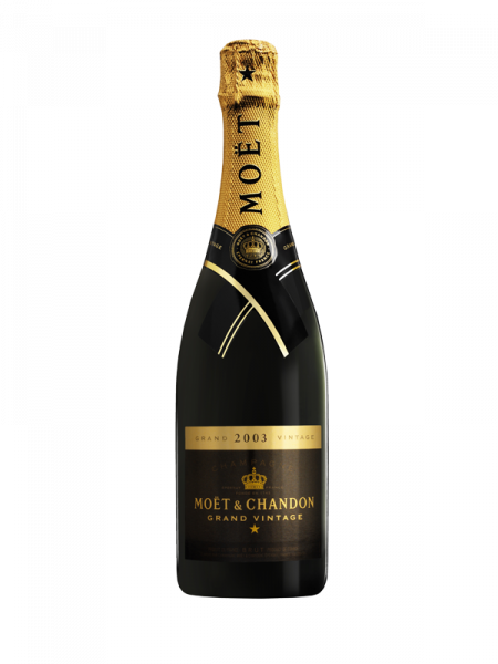 MOËT GRAND VINTAGE COLLECTION 2003