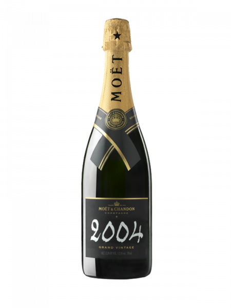 MOËT GRAND VINTAGE COLLECTION 2004