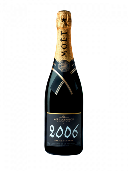 MOËT GRAND VINTAGE COLLECTION 2006